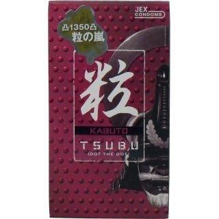 Bao cao su Jex Kabuto Tsubu Dot the Dot