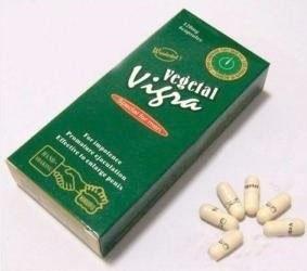 Thảo dược cường dương của Mỹ- Vegetal Viagra